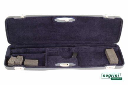 Negrini Shotgun Cases - Breakdown Shotgun Cases - 1654LR Interior