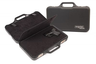 Negrini Handgun Cases - 3038R/5131 Two Sided