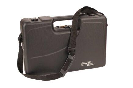 Negrini 2035/4870-TRAC Shotshell case removable shoulder strap