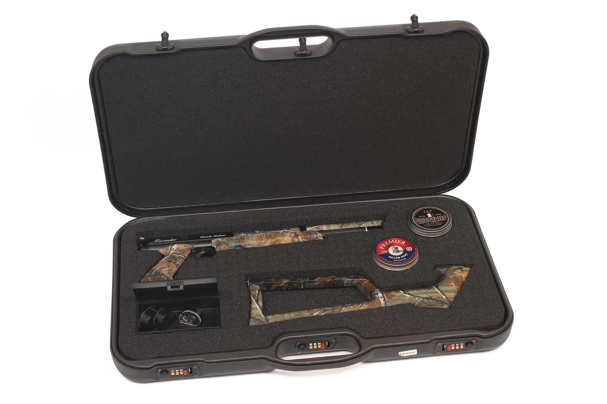 Negrini handgun cases or airgun cases for Case modello artigiano