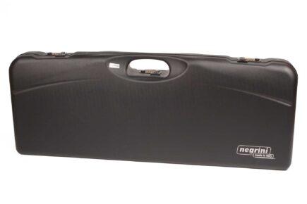 Negrini Shotgun Cases - 1652LR/5040 Tube Set high rib shotgun case exterior