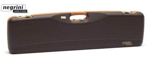 Negrini Shotgun Cases - 1602LX/4707 exterior breakdown shotgun case