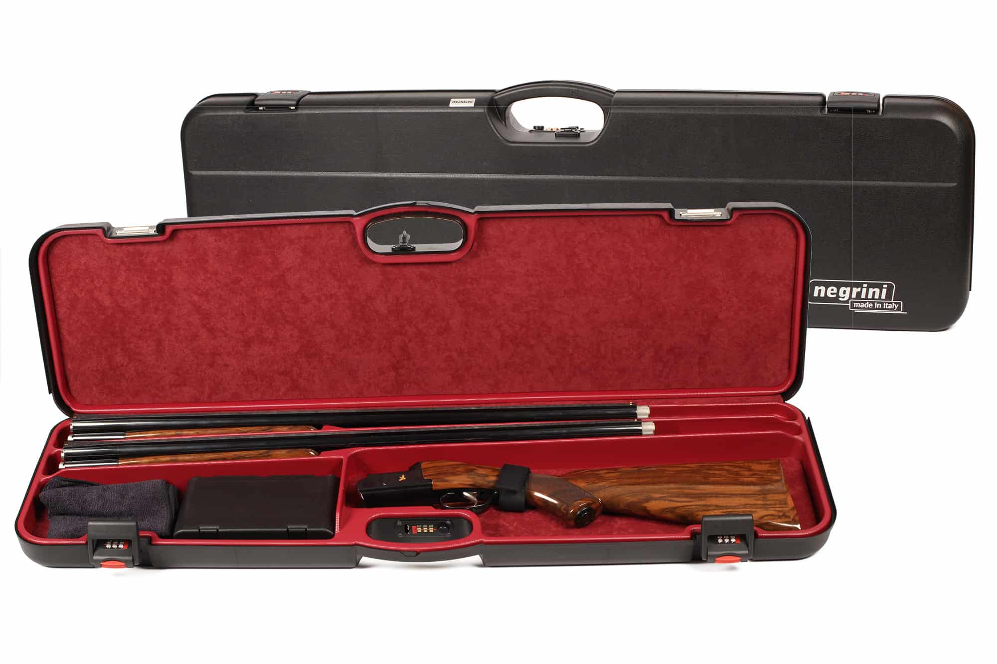 Negrini Takedown Shotgun Cases - Budget Trap combo 1603iS-2C/4782