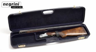 Negrini Shotgun Cases - 1605IS/4790 interior over under shotgun case