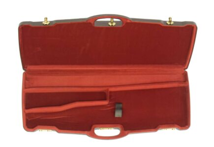Negrini Rifle Cases - 1623PL-EXP/4811 One rifle with scope - Double rifle breakdown internal