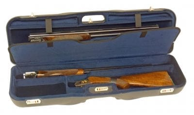 Negrini Shotgun Case - 1646LR-3C/4732 interior