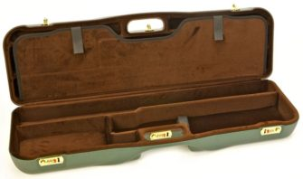 Negrini Shotgun Case - 1646LR-3C/4733 interior bottom