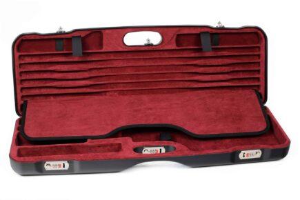 Negrini Gun Cases - Tube Set Case - 1659LR-TS/5160 top with tube set storage