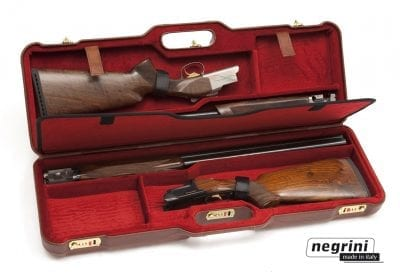 Negrini Shotgun Case 1670PL/4773 interior