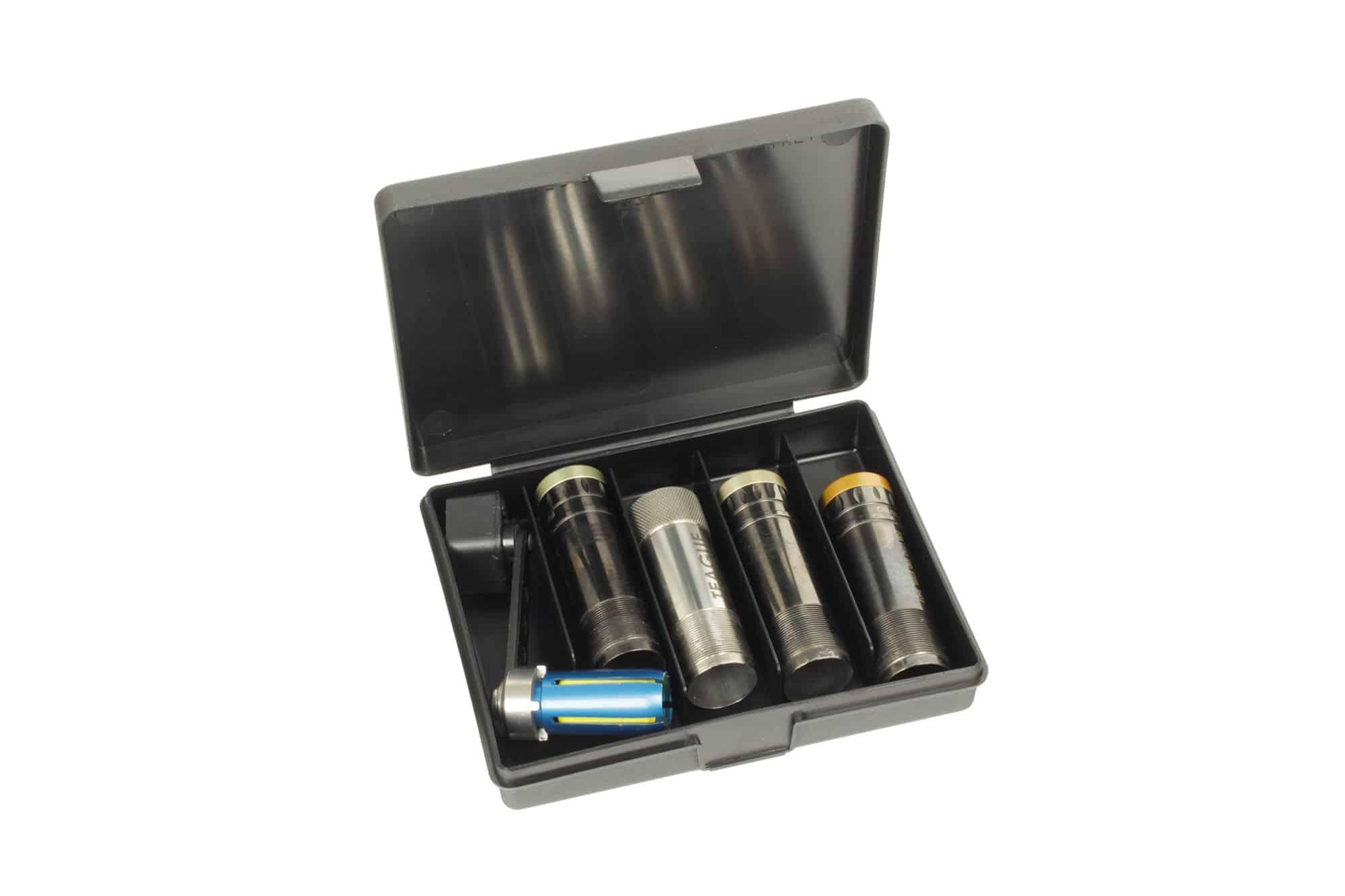 Negrini 3-5 Chokes Tubes + Wrench Case - 5019