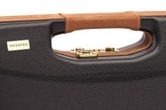 Luxury Leather Trim and Handle