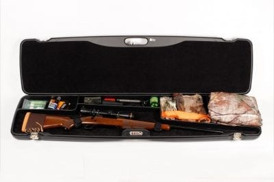 Negrini Gun Cases - Gun Luggage - Single scoped Winchester Model 70 XTR