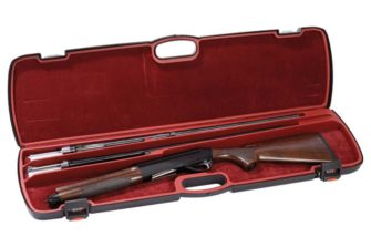 Negrini Gun Cases - 1603IA-2C Autoloader Shotgun Case interior
