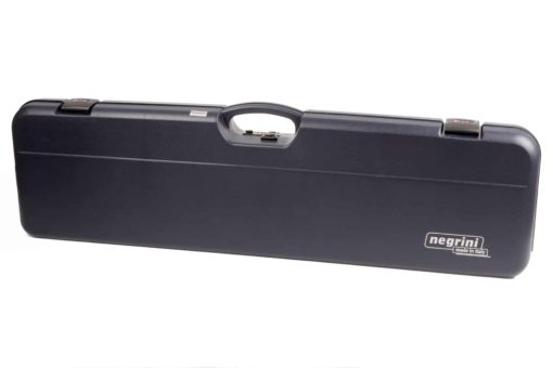Negrini gun cases - UNICASE - Exterior Navy Blue