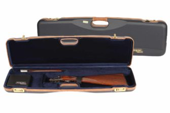 Negrini 1605LX/5138 OU/SxS Shotgun Case for Travel