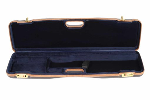 Negrini 1605LX/5138 OU/SxS Shotgun Case for Travel - Interior