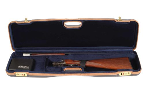 Negrini 1605LX/5138 OU/SxS Shotgun Case for Travel - Interior Sabati SxS