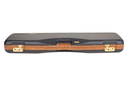 Negrini 1605LX/5138 OU/SxS Shotgun Case for Travel - Case Profile