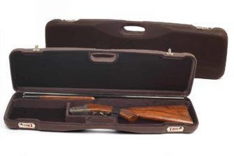 Negrini Gun Cases - 1605PL/4704 - Takedown Shotgun case