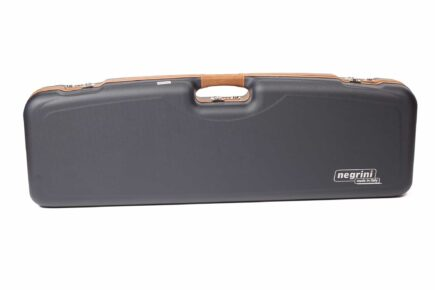 Negrini Gun Cases - 1622LX-TS Shotgun Hard Case + Tube Sets exterior