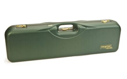 Negrini 1646LR-3C/4733 Shotgun Case Three Barrel Set exterior