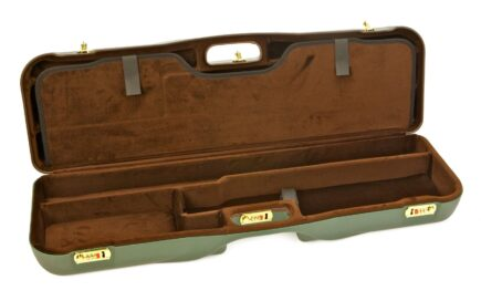 Negrini 1646LR-3C/4733 Shotgun Case Three Barrel Set interior bottom