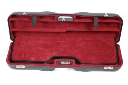 Negrini Gun Cases - 1646-4C - Four barrel shotgun case interior top