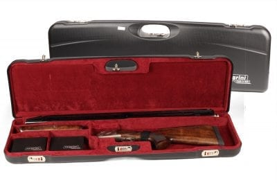 Negrini Takedown Shotgun High Rib Case - 1657/LR/5163 Series