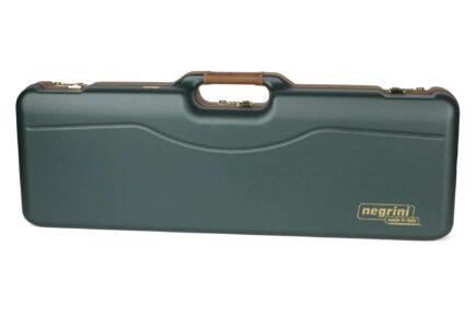 Negrini Deluxe Two OU or SXS Shotgun Case - 1670LX/4772 exterior