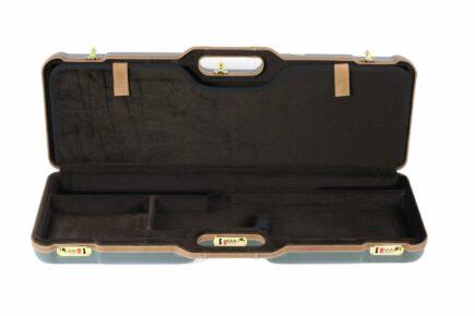 Negrini Deluxe Two OU or SXS Shotgun Case - 1670LX/4772 interior bottom