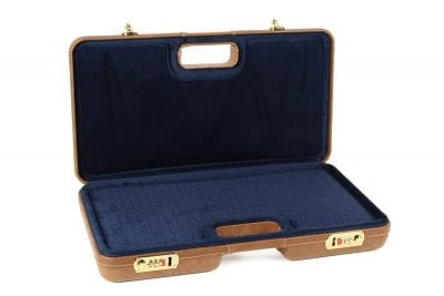 Negrini Handgun Cases - 2027PL/4845 interior