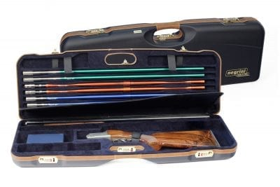 Negrini Shotgun Tube Set Case 1659LX-TS/5161
