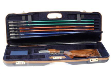 Negrini Shotgun Tube Set Case 1659LX-TS/5161 Z Gun