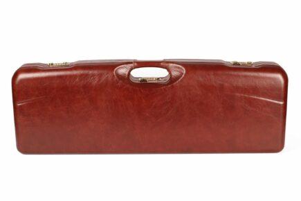Leather Skeet Shotgun Case + Tube Set - 1659PL-TUBE/5246 exterior