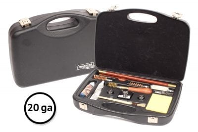 Negrini Gun Cases - Deluxe wood cleaning kit 20ga