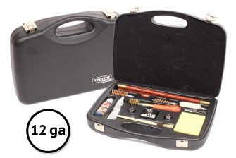 Negrini Gun Cases - 2029KIT - 12 ga Deluxe Wood Cleaning Kit