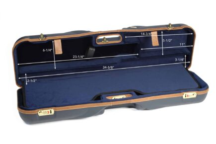Negrini 1646LX-LUG/5288 Shotgun Luggage interior top dimensions