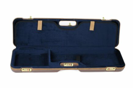 Negrini 1621BLX/5389 Deluxe Hunting Combo Shotgun Case interior bottom