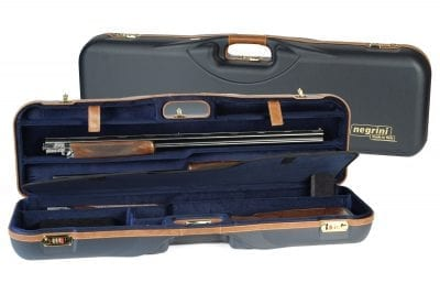 Negrini 1646LX-3C/4879 Three barrel Shotgun Case