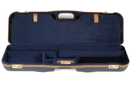 Negrini 1646LX-3C/4879 Three barrel Shotgun Case bottom