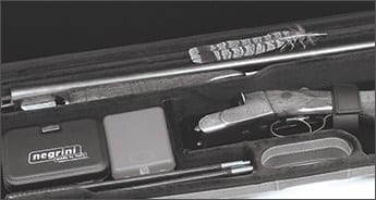 Negrini Side by Side Shotgun Cases