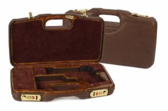 Negrini 2018SPL-WOOD/5386 1911 gun case