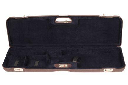 Negrini Trap Single high rib shotgun case - 1657PL/5244 interior