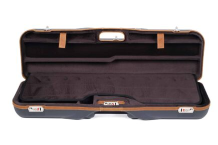Shotgun + Two Barrel Case