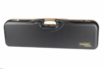 Negrini High Rib Combo Shotgun Case - 1646LX-2C/4765 - exterior