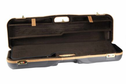 Negrini High Rib Combo Shotgun Case - 1646LX-2C/4765 - interior top