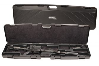 Negrini 1685ISY/5453 Hybrid Black Rifle AR-15 case