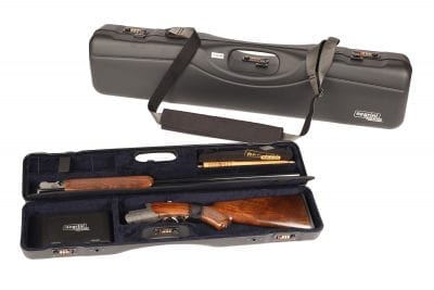 Negrini Upland 20 gauge OU or SXS shotgun case