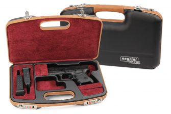 Negrini Dedicated GLOCK Case - 2028SLX/5512