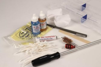 TCS Mfg. 12ga Shotgun Cleaning kit